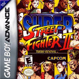 Super Street Fighter II: Turbo Revival (Game Boy Advance)